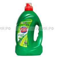 Power Wash Гель для Цветного 4л. чайное дерево *2 *4