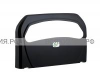 Диспенсер для гигиенических покрытий унитаза R-1308 (черный)