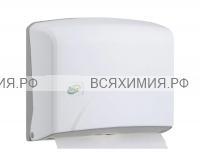 Диспенсер для Z-полотенец K.1 (белый)
