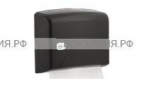 Диспенсер для Z-полотенец K.1 (черный)