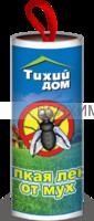 Тихий Дом Липкая лента от мух *100