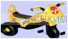 Ходунок Мотоцикл HARY П-0149