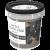 Густое мыло-скраб Угольное против черных точек 155мл 6*12
