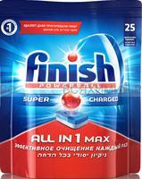КАЛГОНИТ (FINISH) Таблетки 10 в 1 (25 таблеток) *3* *6* (450)