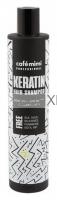 Кафе Красоты MIMI Professional Шампунь для волос с Кератином 300мл *4*8