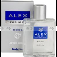 Alex Лосьон п/бритья COOL 100мл. *6*12
