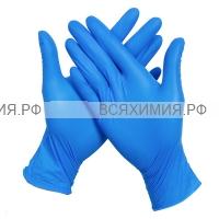 Перчатки Нитриловые L 200 шт (10)