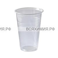 Стакан 200 мл прозрачный ЕВРО *100*30