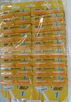 БИК одноразовые станки для чувствительной кожи (оранжевый) НА КАРТЕ *36*144