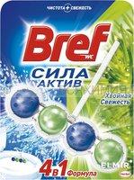 БРЕФ СИЛА АКТИВ (шарики 4-х шт) Хвойная Свежесть 50г *10