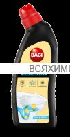БАГИ Шуманит Для Унитазов лимон 650 мл *3*6*12