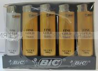 БИК Зажигалка J3 (серый&золотой) *50*50