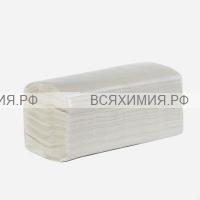 Листовые полотенца V-сложения однослойные 200 л. *20