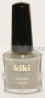КИКИ Мини лак для ногтей Trendy Nails c протеином 26