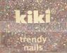 КИКИ Мини лак для ногтей Trendy Nails c протеином 35