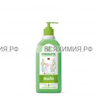SYNERGETIC Жидкое мыло (ЛУГОВЫЕ ТРАВЫ) 500мл *5*25