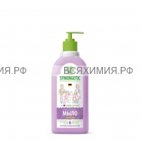 SYNERGETIC Жидкое мыло (ЛАВАНДОВОЕ ПОЛЕ) 500мл *5*25