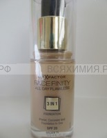 Max Factor Тональная Основа Facefinity All Day Flawless 3-in-1 75 тон golden