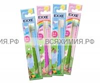 EXXE Зубная щетка Детская kids 2-6 лет мягкая *12*48