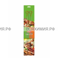 SMART шампур 370*10*1,5 мм , набор из 3 шт *1*24