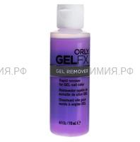 33004 ОРЛИ GEL FX REMOVER Жидкость для удаления гель-лака 118мл