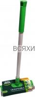 Мастер Фреш ОКНОМОЙКА с телескопической ручкой 3в1 (губка, салфетка, скребок) *1*50