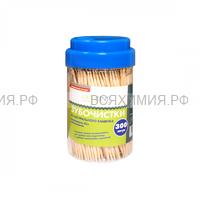 Зубочистки БАМБУК 300 шт OPTILINE 12*120