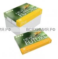 Бумага офисная New Future Laser (A4, Марка С, 80г, 500 листов,210*297мм)