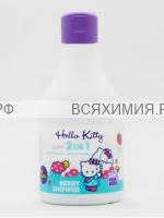 Hello Kitty Шампунь Гель Berry Shower с экстрактом клубники 250 мл *3*24
