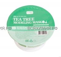 La Miso Маска моделирующая (альгинатная) с чайным деревом 28 г *1