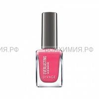 Divage Лак для ногтей 'Everlasting' Гелевый Товар 10 розовый