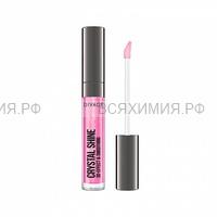 Divage Блеск для губ LIP GLOSS CRYSTAL SHINE 10 нежно - розовый перламутр
