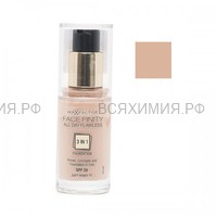 Max Factor Тональная Основа Facefinity All Day Flawless 3-in-1 77 тон soft honey