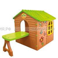 Домик со столиком 11045