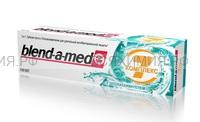 Зубная паста Бленд-а-мед 100мл. Комплит + ополаскиватель *6*24