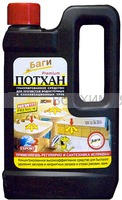 БАГИ Потхан (гранулы) средство для удаления засоров 600мл*3*12