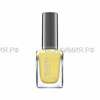 Divage Лак для ногтей 'Everlasting' Гелевый Товар 13 пастельно желтый
