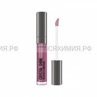 Divage Блеск для губ LIP GLOSS CRYSTAL SHINE 13 коричнево розовый перламутр