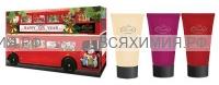 Набор Автобус крем для рук апельсин + крем для рук виноград \ увлаж.+ крем для ногтей (50мл) *6*12