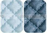 КИКИ Тени Двойные идеал 307 светло голубой, мокрый асфальт