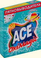 АЙС БИО 500гр. нехлор.пятновыводитель OXI Magic (зел) 18*36** 4 /12