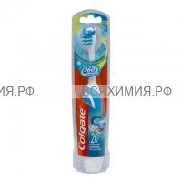 Зубная щетка Электрическая Колгейт 360 гр. средние *1*6
