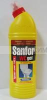 Санфор WS Гель для чистки и дезинфекции 750гр. Морской бриз *5*15