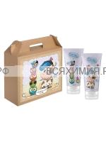 VILSEN набор детский Happy Trails (ароматный шампунь 150 мл+гель-пенка 150 мл) *5*10