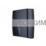 Диспенсер Protissue листовых полотенец V, Z-сложения, черный, размер М *1 (17250)