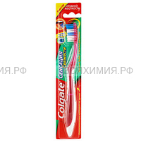 Зубная щетка Колгейт 'Сенсация Свежести' средние 12*72