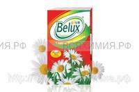Платочки BELUX Plus 3-х сл. белые аром. 10шт.*240
