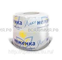 Туалетная бумага 'Неженка Люкс' *48