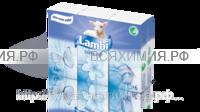 Платочки носовые  Lambi бел.с тесн 4-х сл. 6шт.*20