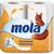 Полотенца Моla 2-х сл. 2 шт. белые *10